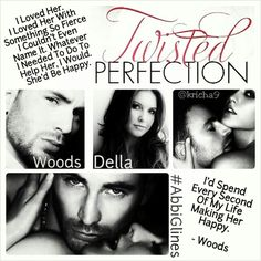 Woods Kerrington // Twisted Perfection