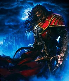 Castlevania Lords of Shadow - Vaello Bertol