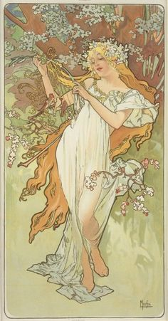 1000+ images about Alfons Mucha on Pinterest | Alphonse ...