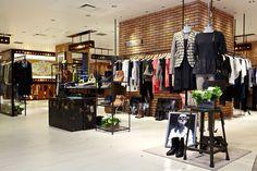 Shop in Shop - Isetan, Japan for highlight area
