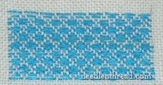 Embroidery Stitch Video Tutorial: The Running Stitch & Finishing ...