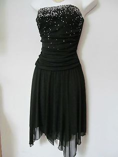 Vintage 20s 30s style Dress prom cocktail party flapper Gatsby Tammy Teen petite