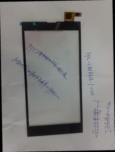 51.03$  Watch here - http://aliak1.worldwells.pw/go.php?t=32602112780 - FPC-S80184-1 touch screen handwriting screen capacitive screen external screen 51.03$