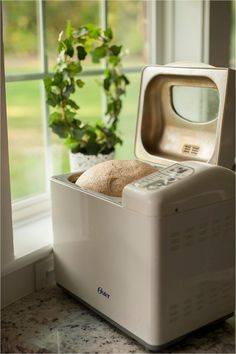 THM Easy Sprouted Whole Grain and Honey Bread Machine Bread (E) - Joyful Jane