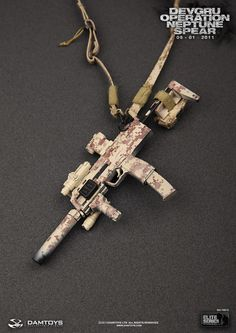 DAMTOYS DEVGRU Operation Neptune Spear - 61