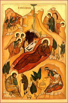Nativité by Jacques Bihin