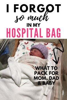 What to Pack in Your Hospital Bag: 18 Tips to Make You Super Prepared and Ready to Go!