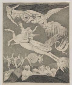 Leonora - William Blake - 1796