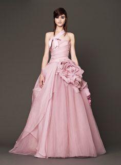 Vestido de Noiva ♡ Coleção de Outono Vera Wang 2014 - Senhora Inspiração!