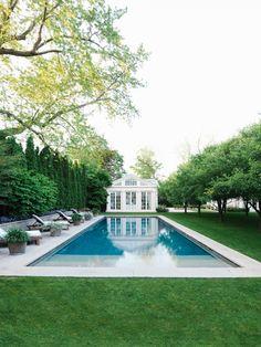 Stately Garden