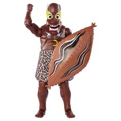Wwe Elite Collection Kamala Action Figure - Lost Legends Series