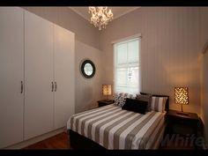 Ipswich Queenslander bedroom