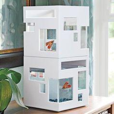 Modular Fish Hotel $65 فندق الاسماك