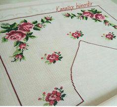 Baby Dress Patterns, Knitting Patterns, Cross Stitch, Crochet, Embroidery, Salons, Cross Stitch Embroidery, Towels, Craft