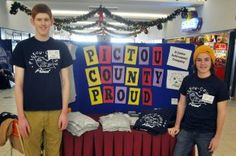 Local high school students selling products for Junior Achievement Program - Local - The News