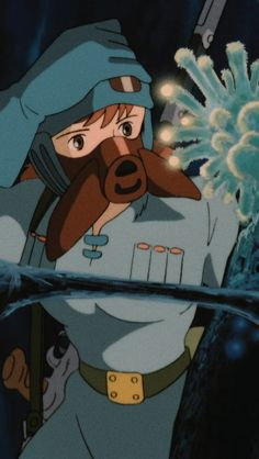 Nausicaä of the Valley of the...
