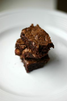 Gluten free brownies, Gluten Free Girl