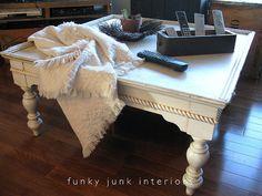 Livingroom whites