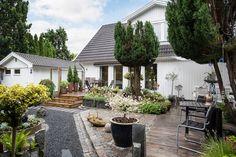 Trädgård - Luveryd