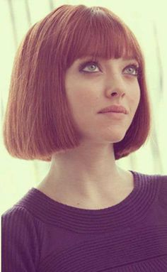 15+ Short Blunt Bob With Bangs | Bob Hairstyles 2015 - Short Hairstyles for Women