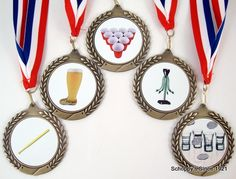 Beer Olympic Medals... possible.