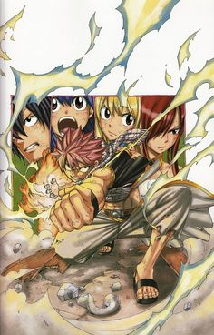 Manga: Fairy Tail