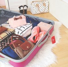come-on-skinnyylovee:  Europe packing