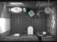 Κάτοψη του μπάνιου Bathroom Lighting, Mirror, Furniture, Home Decor, Bathroom Light Fittings, Bathroom Vanity Lighting, Decoration Home, Room Decor, Mirrors