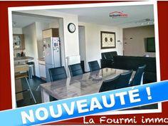 Maizières-les-Metz : à vendre très bel appartement 5 pièces de 99 m²