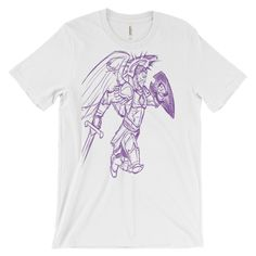 We have another new product available Warrior Angel T-S... check us out here http://www.mykingdomcalling.com/products/warrior-angel-t-shirt?utm_campaign=social_autopilot&utm_source=pin&utm_medium=pin