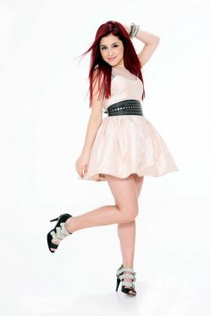 cat valentine red hair dye