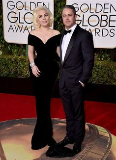 Lady Gaga and Taylor Kinney - Channing Tatum and Jenna Dewan lead the hottest couples at the Golden Globe Awards