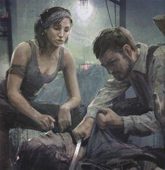 Joel and tess ♡