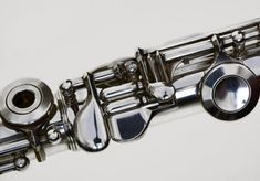 Silver Flute Keys Illustrations, Flute, Hand Guns, Keys, Photos, Images, Music, Silver, Firearms