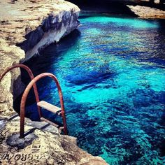 Beautiful Malta - St. Peter's pool - Marsaxlokk #travel #Europe #Malta Repinned by http://www.iconiceurope.com/