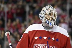 Photo galleries featuring the best action shots from NHL game action. Washington Capitals, Washington Dc, Braden Holtby, Capital One, Stanley Cup Champions, Nhl Games, Hockey Teams, Pittsburgh Penguins, Period