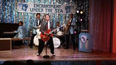 Speakin' the Blues: 'Johnny B Goode' From 'Back to the Future' Movie
