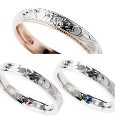 商品の特徴   WW   ウェディングコレクション   結婚指輪・婚約指輪   アイランズ ハワイアンジュエリー