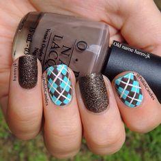 Instagram photo by polishcandies #nail #nails #nailart