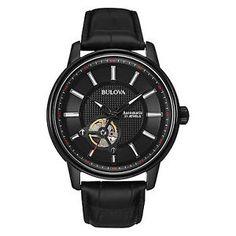 Bulova Men's 98A139 21-Jewel Automatic Movement Black Watch  $135.00  $450.00  (6 Available) End Date: Jul 272016 07:59 AM GMT-07:00