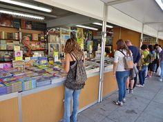 Adoquines y Losetas.: Feria del Libro