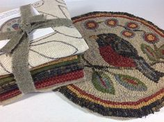Image result for random hooked rugs