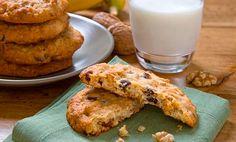 Acompaña tu taza de té o café con estas galletas para tener un momento dulce - Me gustan las Nueces