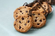 Cookie Necklace #1 by PetitPlat on deviantART