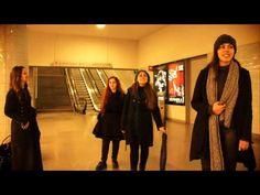 Origo | Origo Medieval Folk Ensemble | Origo News : Flash Mob