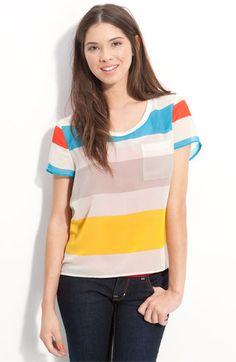 simple stripes.