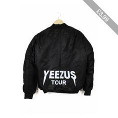 Replica Yeezus Tour Jacket