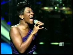 Le'Andria Johnson: 27th Annual Stellar Awards Performance - Music World ...