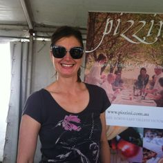 Natalie Pizzini, Pizzini Wines King Valley NE Victoria