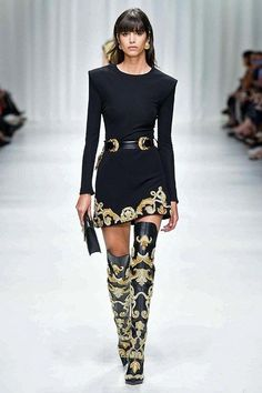 Guarda la sfilata completa della Milano Fashion Week